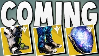 Destiny - EXOTICS COMING IN FEBRUARY !?