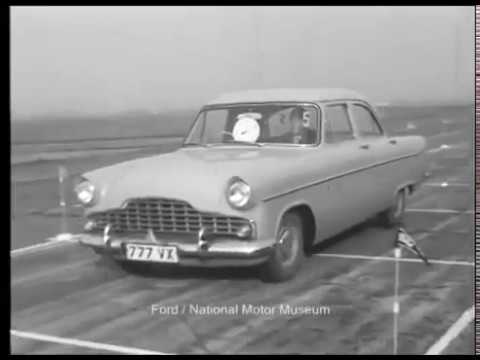 UK Ford Commercial 50's