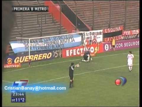 Defensores 1 Dep Armenio 0 Primera B metro 2011-12 Gol de Ariel Ortega