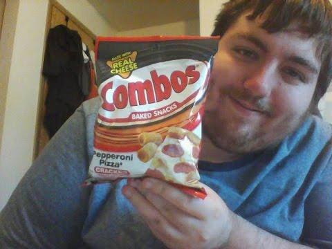 """Bearcellaneous Episode 6 """"Combos Pepperoni Pizza Flavor"""""""