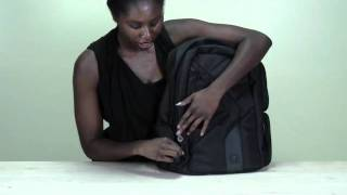 Powerbag by ful 6000 mAH Deluxe Laptop Backpack