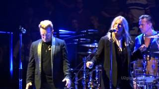 U2 w/ Patti Smith Gloria / People Have The Power London 2015-10-29 - U2gigs.com