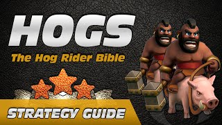 Strategy Guide: The Hog Rider Bible