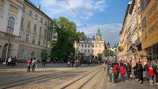 Lviv - May 2019