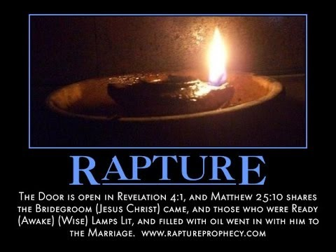 Future Tense : The Rapture of the Church