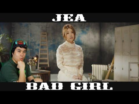 [MV] 제아(JeA) _ 나쁜 여자(Bad Girl) (Feat. 정엽(JUNG YUP)) REACTION.