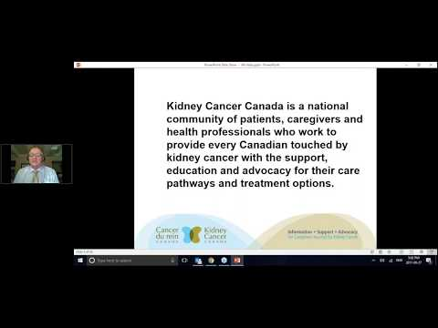 2017-09-27 - Up-to-the-Minute Kidney Cancer Treatment News