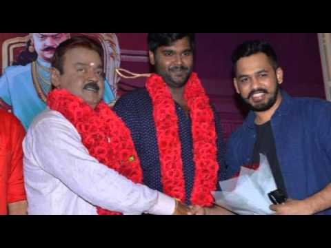 Hip Hop Tamizhan Aadhi to score music for Vijayakanth's Tamilan Endru Sol