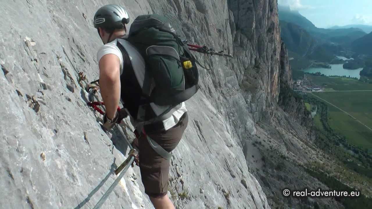 Klettersteig Che Guevara : Klettersteig via ferrata ernesto guevara tour
