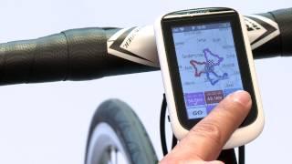 Mio Cyclo 505 HC Gebruikersdemo - Nederlands