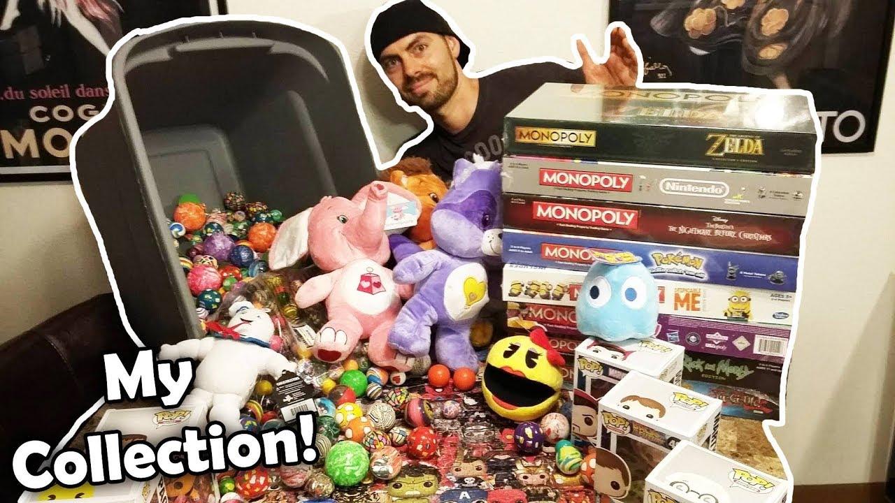 My Arcade Wins Collection Bounce Ball Monopoly Funko Pop Plush Arcadejackpotpro