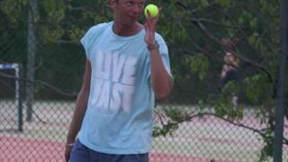 Тренер по теннису 89255054301.mov