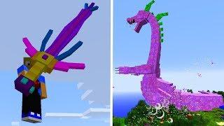 Das STÄRKSTE Minecraft MOB! - Mythical Creatures Minecraft MOD