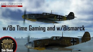 Escorting the Reject Squadron w/BohicaIce w/Bismarck - IL-2: Battle of Stalingrad