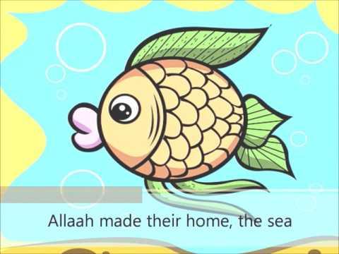 Bismillah Bismillah Islamic poem for kids