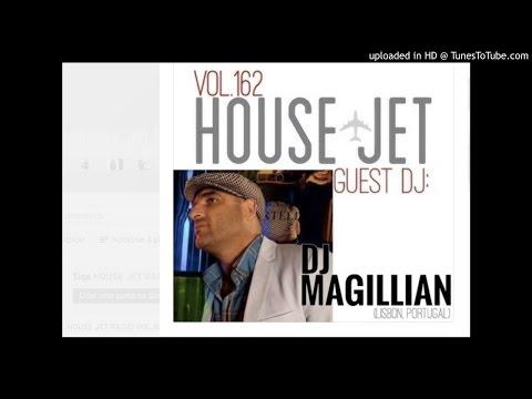 MAGILLIAN (Hush Recordz/Portugal) - HOUSE JET RADIO VOL.162 (Oct.2015)