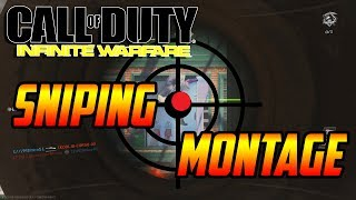 SNIPING MONTAGE- CALL OF DUTY INFINITE WARFARE
