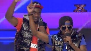 ישראל X Factor - להקת מיראז' - Yeah X 3