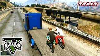gta 5 bmx stunts and jumps freeroaming with the crew grand theft auto 5