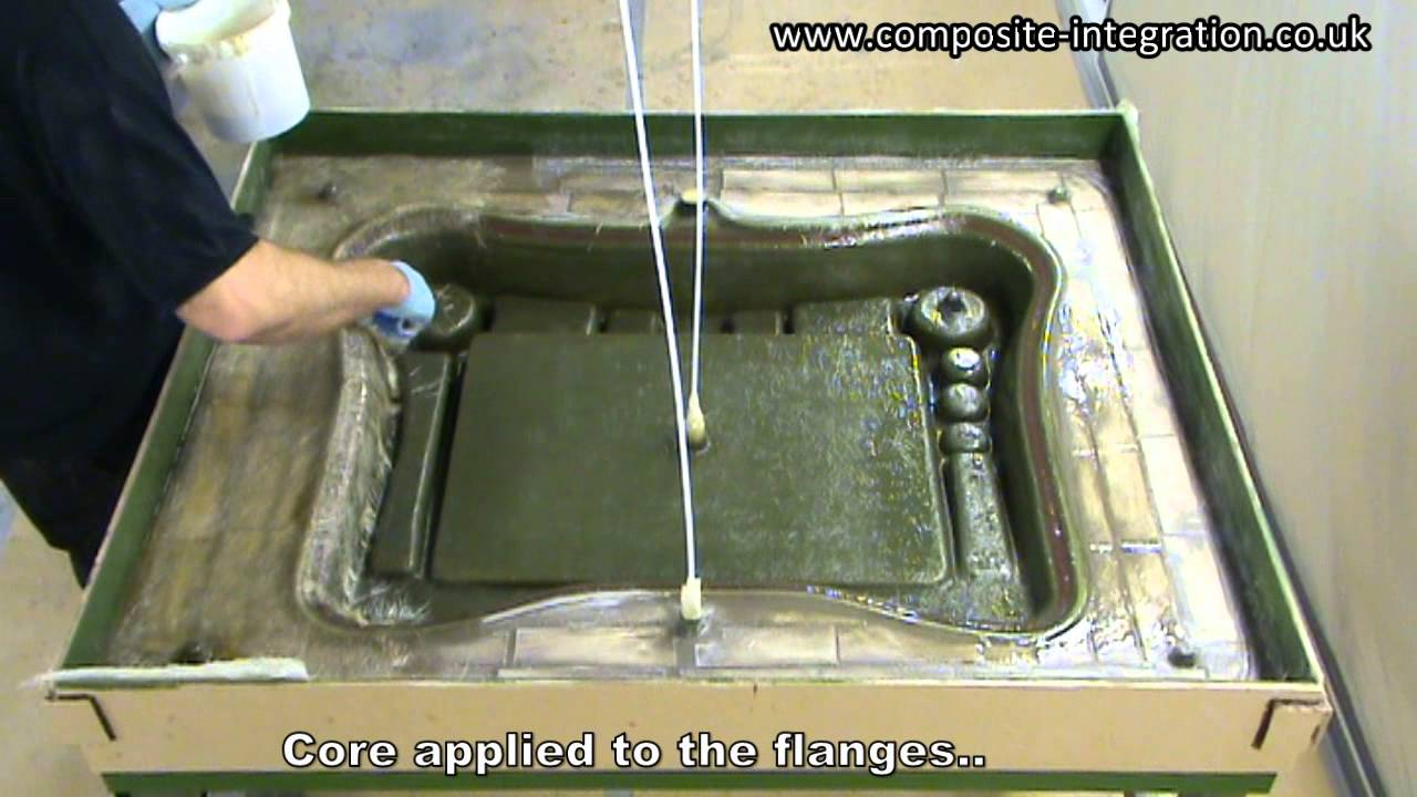 Building A Composite Vrtm Mould An Overview Youtube