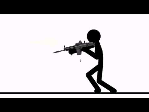 how to draw stick figures in shooting