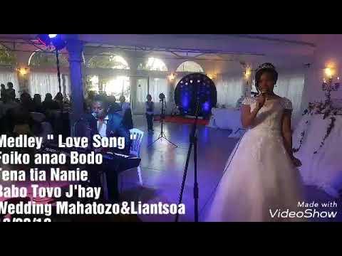 Mariage Liantsoa  sy Mahatozo .(Isa Roa Telo )
