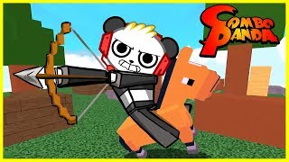Roblox Mineblox Minigames Minecraft in Roblox Let's Play with Combo Panda