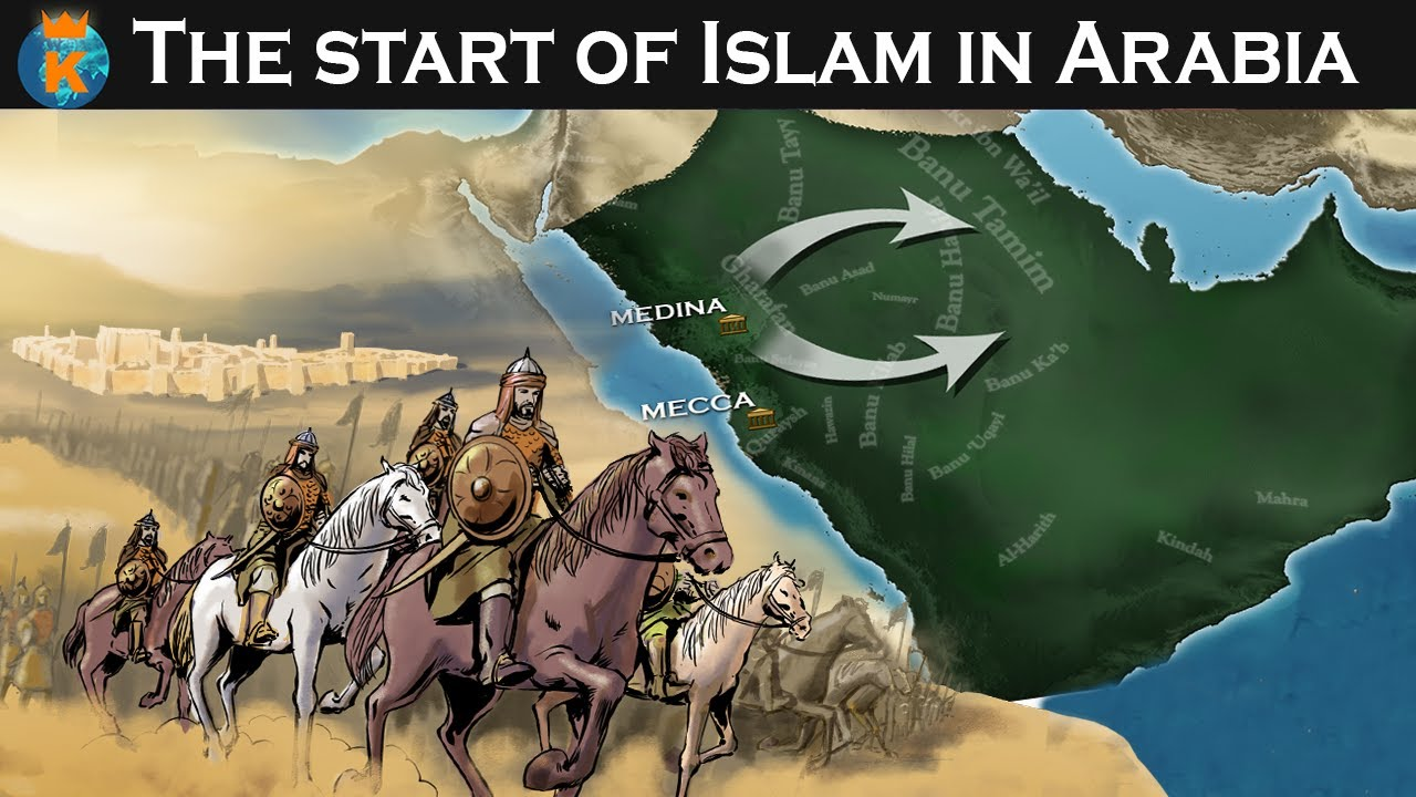 Download How did Muslims conquer Arabia? - The Start of the Caliphate - Part1