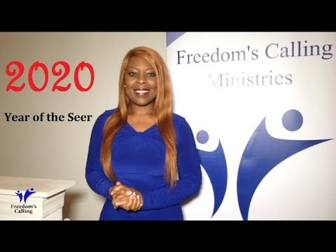 Prophetic Word For 2020 The Year Of The Seer Youtube