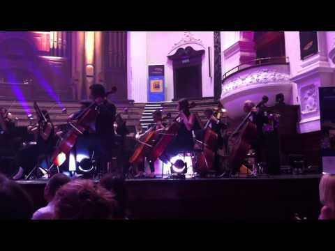 Cape Town Philharmonic Orchestra performs Michael Jackson's Beat It