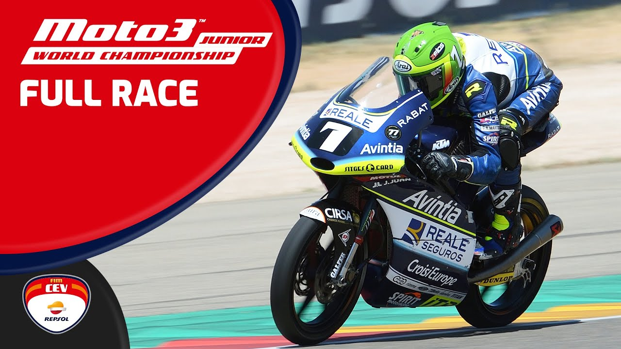 MotorLand Race Moto3™ Junior World Championship FIM CEV Repsol