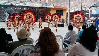 Tobas Guardianes del Amazonas Camiña 2015 dia 2
