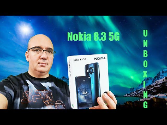 Nokia 8.3 5G unboxing și pareri