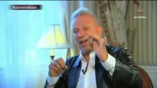 Jean Paul Gaultier  entrevista Adela Micha