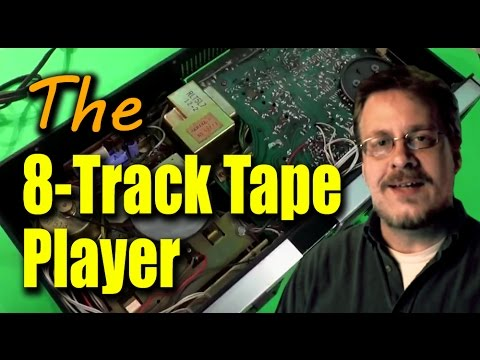 Cassette Tape Music Killed the 8Track Tape Player
