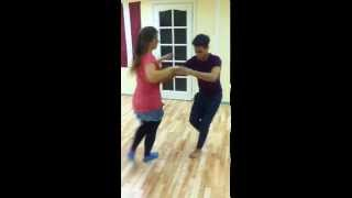 Ivan Salazar salsa casino private master class