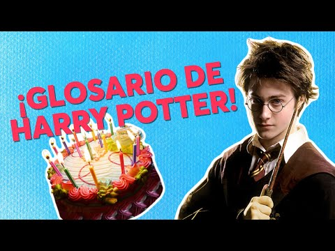 Breve (pero útil) glosario de Harry Potter ✨ | CHILANGO