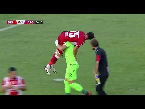 Dinamo Bucharest FC Arges Goals And Highlights