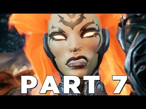 DARKSIDERS 3 Walkthrough Gameplay Part 7 - UPGRADES (Darksiders III)