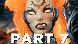DARKSIDERS 3 Walkthrough Gameplay Part 7 - UPGRADES (Darksiders III)
