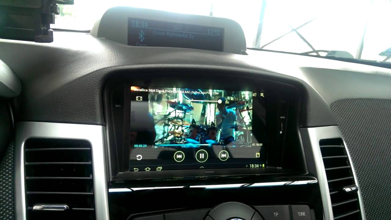 Chevrolet Cruze Galaxy Tab 2 7 Quot Tablet Youtube