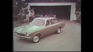 1971 Chevy Vega Commercial - Worst Car Ever Made in the USA in Modern Times