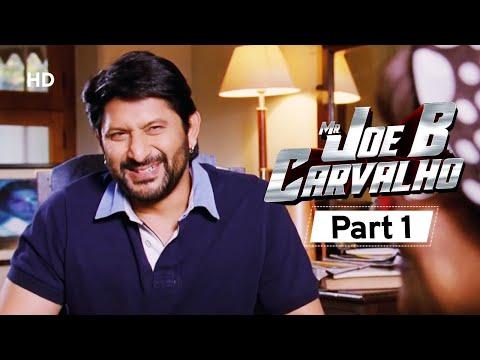 Mr Joe B. Carvalho - Part 1 - Superhit Comedy Movie - Arshad Warsi - Javed Jaffrey - Vijay Raaz