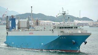 すずか - フジトランス 内航自動車船 / SUZUKA - F…