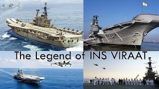 INS Viraat Documentary | Aircraft Carrier That Served Indian Navy For 58 Long Years