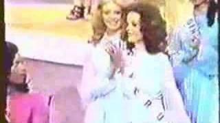 Miss Universe 1972- Semifinalists