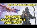 """THE LOST DRAGON PRIEST! Skyrim """"Konahriks Accoutrements"""" Quest Mod!"""