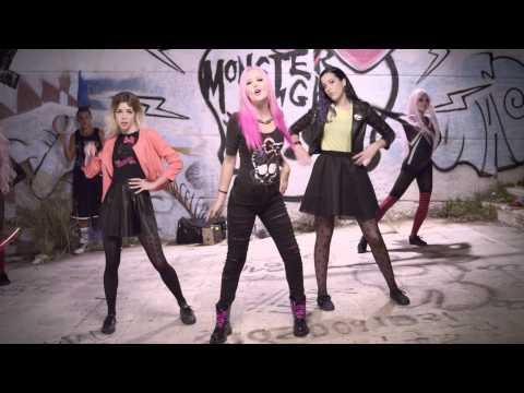Somos Monster High con Sweet California  Videoclip Oficial
