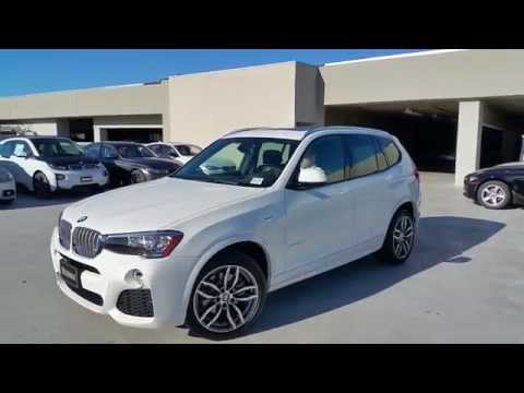 Model NEW BMW X3 28D M Sport With 19 M Wheels Loaded Car