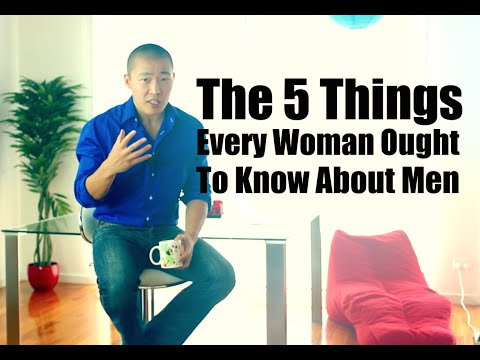 The 5 Things Every Woman Ought to Know About Men - Commitment Triggers